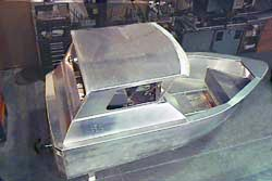 Sound Engineering Boat Fabrication